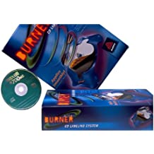 Avery 8831 AfterBurner CD Labeling Kit with Click ftn Design Software