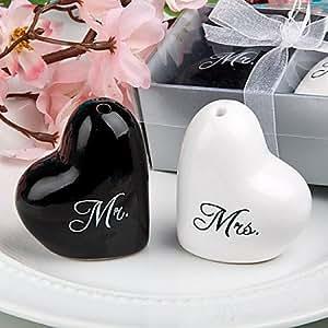 Tint Creative Exquisite Mr./Mrs.Design Salt & Pepper(1 PCS,Random Color)