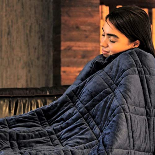 Pine and River Ultra Plush Weighted Blanket - 20 Pounds