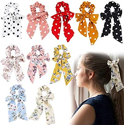Coletero para bandas de pelo, corbatas, chics, corbata de muselina ...