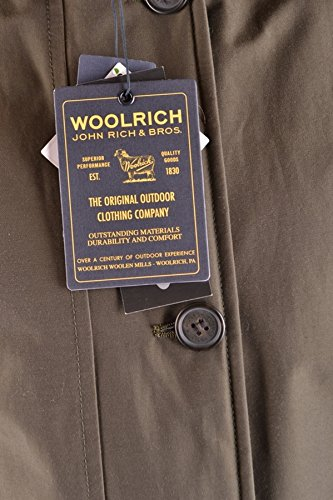 Poliammide Outerwear Giacca Verde Mcbi314083o Donna Woolrich w0qHzA4I