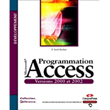 Programmation acces 2000/2002 campus reference