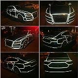 "fangfei 0.4"" X148' Car Reflective Body Rim Funny"