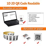 Tera Mini Wireless Barcode Scanner Compatible