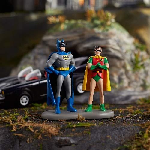 Enesco Department 56 Hot Properties Village Batman and Robin
