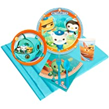 The Octonauts Party Supplies - Party Pack for 24