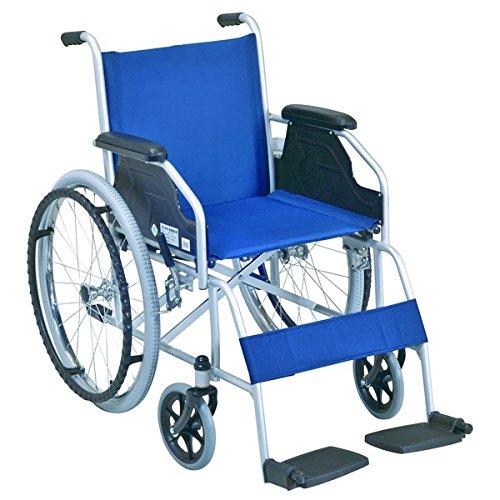 テイコブ標準型車いす ダイエット 健康 健康器具 車椅子 top1-ds-1952233-ah [簡素パッケージ品] B076PCVMJR