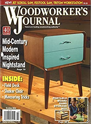 Woodworker's Journal by Rockler Press, Inc