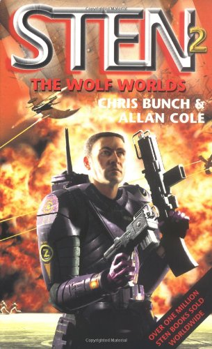 The Wolf Worlds (Sten) - Bunches.co.uk