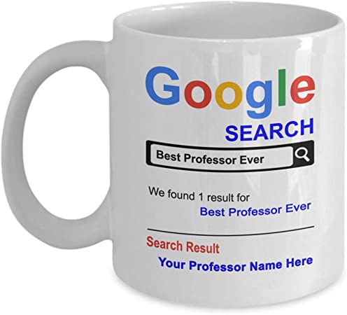 Best Professor Coffee Mug
