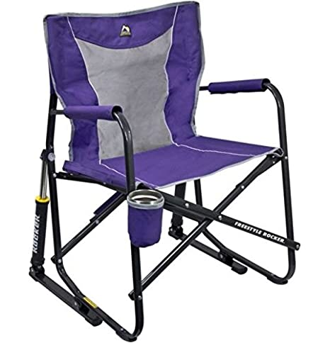 Amazon.com: GCI Outdoor Freestyle - Silla mecedora de malla ...