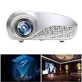 Best GENERIC Hd Home Theater Multimedia Lcd Led Projectors - YOOJOP Mini Home Multimedia Cinema LED HD Projector Review