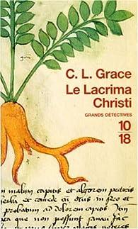Le Lacrima Christi par Paul C. Doherty
