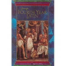 JENNEY'S FOURTH YEAR LATIN GRADE 8-12 TEXT 1990C