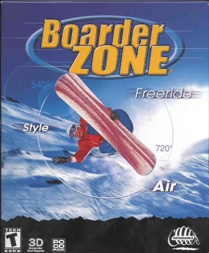 Boarder Zone - PC