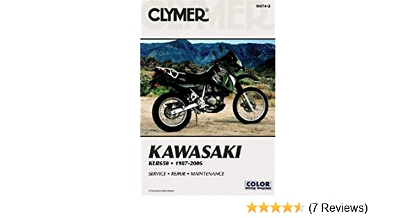 Kawasaki Klr650 19872006 Service Repair Maintenance Clymer. Kawasaki Klr650 19872006 Service Repair Maintenance Clymer Motorcycle Staff 9781599690490 Amazon Books. Kawasaki. 2006 Kawasaki Klr 650 Wiring Diagram At Scoala.co