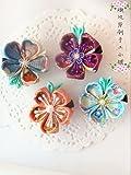 Custom handmade Japanese wind hairpin edge clip Sen female line and wind bathrobe accessories for women girl lady