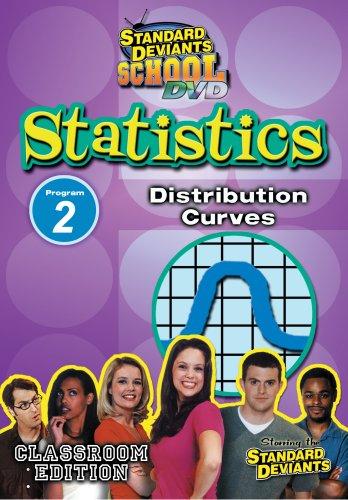 Standard Deviants School Statistics Module 2: Distribution Curves