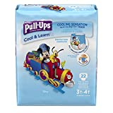 Health & Personal Care : Pull-Ups Cool & Learn Potty Training Pants for Boys, 3T-4T (32-40 lb.), 22 Ct. (Packaging May Vary)