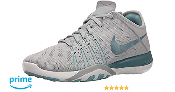 100% authentic 0f88e 533eb Amazon.com   Nike Women s Free TR 6 Training Shoe (11, WOLF GREY SMOKEY BLUE-MICA  BLUE-WHITE)   Road Running