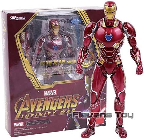 MAI PHUONGass Infinity Dr Strange N Toy Figura de acción Modelo, Multicolor Serie Completa mercancía, (Iron Man): Amazon.es: Juguetes y juegos