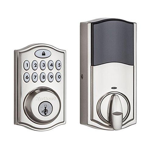 Kwikset 99140 008 Smartcode 914 Zigbee Echo Plus And