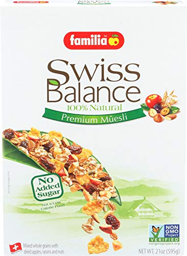 Familia Muesli, Premium, Swiss Balance, 21 oz