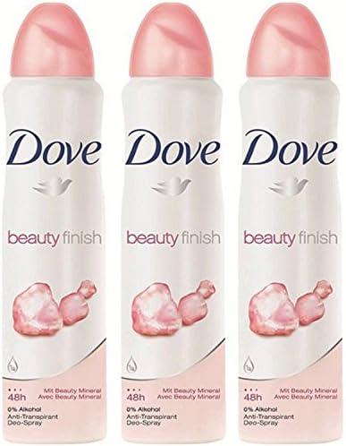 Dove Deodorant Spray Beauty Finish