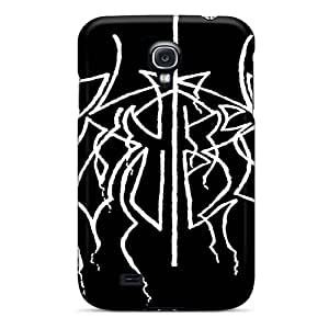 Samsung Galaxy S4 VAX9735FlDV Allow Personal Design Beautiful Metallica Pattern High Quality Hard Phone Covers -LauraFuchs