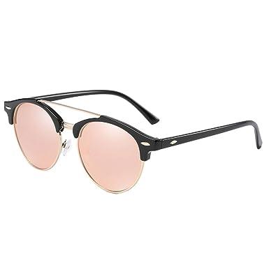 96836a7adc Sports Sunglasses Men steampunk polarized sunglasses Round For Men Women