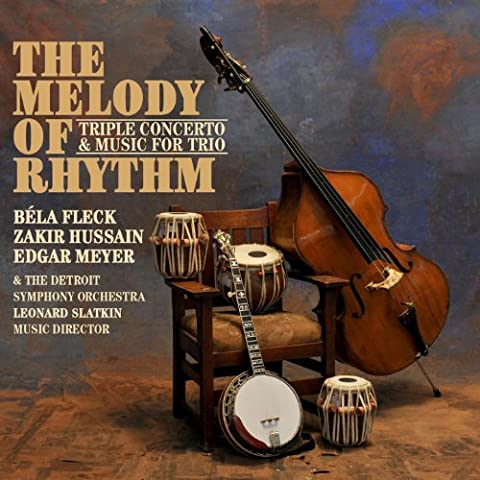 The Melody Of Rhythm (Bela Fleck And Edgar Meyer)