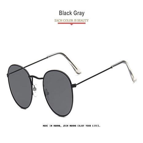 Yangjing-hl Nuevas Gafas de Sol de Gran tamaño para Mujer ...