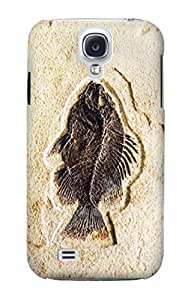 E2562 Fossil Fish Funda Carcasa Case para Samsung Galaxy S4 mini