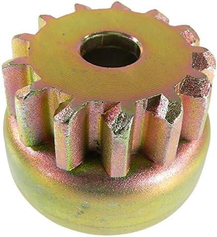 DB Electrical SAB5302 New Starter Drive Bendix Gear for Kohler Engine 13 Teeth 1487940 1 Pack