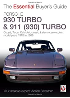 Porsche 930 Turbo & 911 (930)  Turbo: Coupe, Targa, Cabriolet,