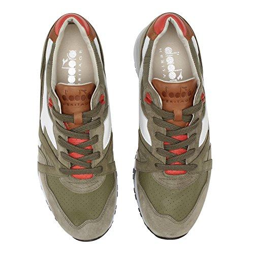 5 40 Per H N9000 Uomo Ita Sneakers It Diadora Heritage nTXqf8zwz