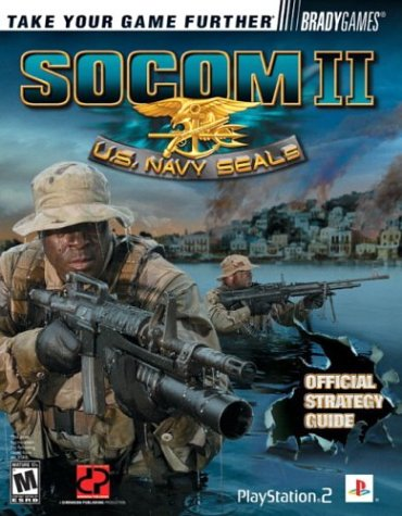 Price comparison product image SOCOM(TM) II: U.S. Navy SEALs Official Strategy Guide (U.S. Navy Seals Official Strategy Guides)