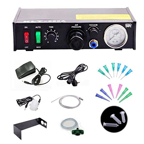 Signswise Solder Paste Glue Dropper Liquid Auto Dispenser Controller For SMD PCB