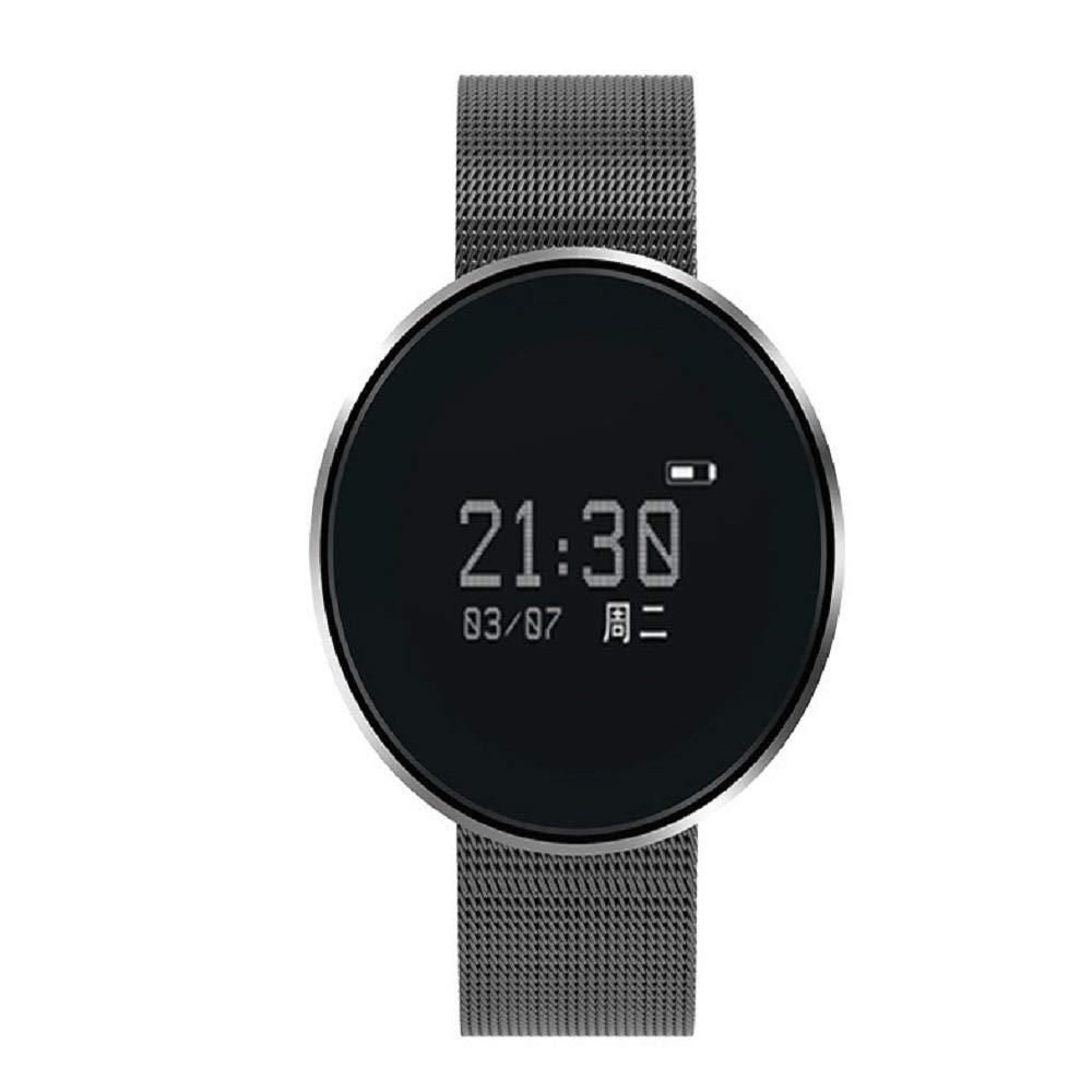 MI-Pedometri Sehen Sie Männer und Frauen Smart Watch Armband Armbanduhr