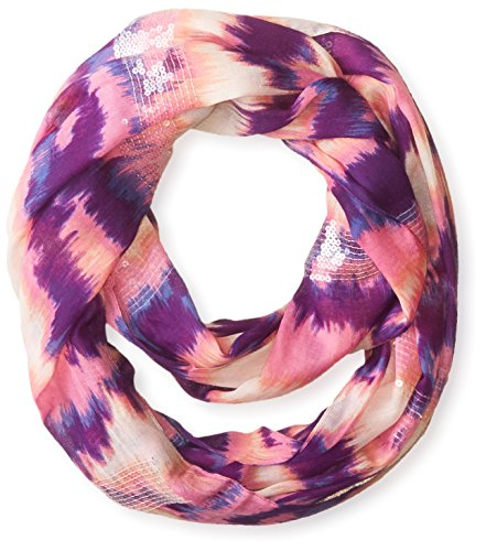 BCBGeneration Womens Sparkle Infinity Scarf product image