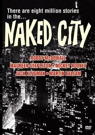 Jack klugman in naked city episodes