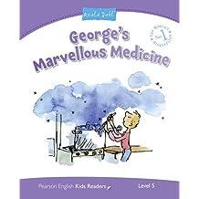 George's marvellous level 5/penguin kids