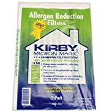 Kirby Micron Magic Allergen Reduction HEPA Filtration Vacuum Filters 2-Pack