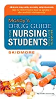Mosby's Drug Guide for Nursing Students, 11th Edition Front Cover