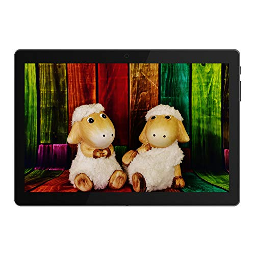 10 Inch Google Android Tablet,PADGENE Android 7.0 Phablet Tablet Quad Core Pad with Dual Camera, 1GB Ram+16GB Rom, Wifi…