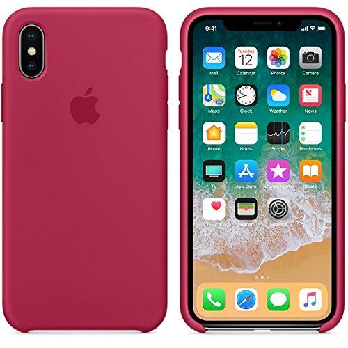 Amazon.com: El último Verano Funda iPhone X, Slim Líquido de ...