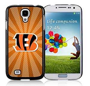 NFL&Cincinnati Bengals 05 Samsung Galalxy S4 I9500 Case Gift Holiday Christmas Gifts cell phone cases clear phone cases protectivefashion cell phone cases HLNKY605583412