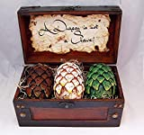 Game of Thrones Inspired Dragon Egg Small Set