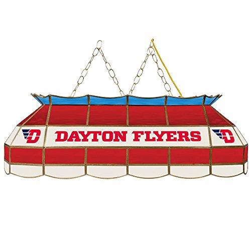 NCAA University of Dayton Tiffany Gameroom Lamp, 40
