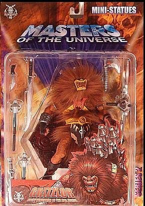 NECA Masters of the Universe Series 2 Grizzlor Mini Statue